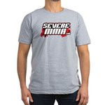 Severe Mma Men's Coloured Fitted T-Shirt