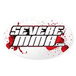 Severe Mma Sticker