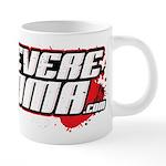 Severe Mma 20 Oz Ceramic Mega Mug Mugs