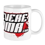 Severe Mma 11 Oz Ceramic Mug Mugs