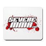 Severe Mma Logo Mousepad