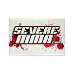 Severe MMA Logo Magnets