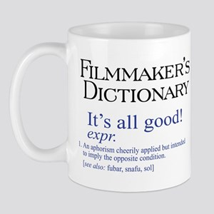 Film Dictionary: All Good! Mug
