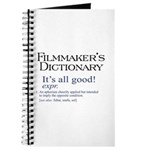 Film Dictionary: All Good! Journal