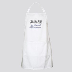 Film Dictionary: All Good! BBQ Apron