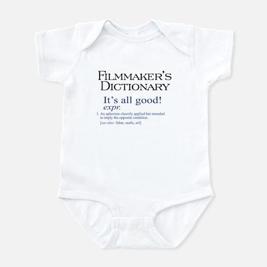 Film Dictionary: All Good! Infant Creeper