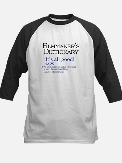 Film Dictionary: All Good! Kids Baseball Jersey