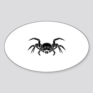 Spider Sticker (Oval)