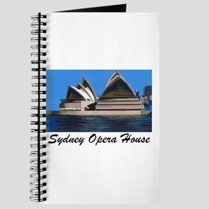 Opera House Painting Journal
