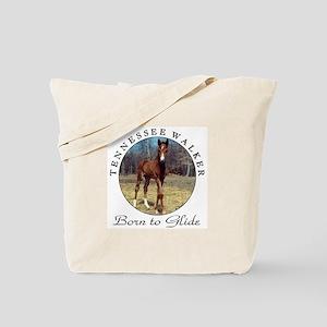 Born to Glide Tote Bag