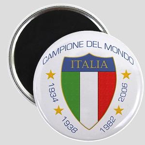 """""""Campione del Mondo"""" Scudo Magnet"""