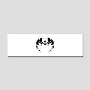 Bat Car Magnet 10 x 3