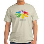 flop flop 2-sided Light T-Shirt