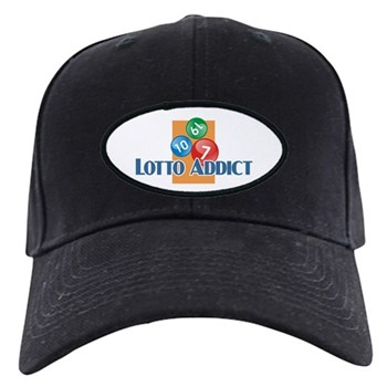 Lotto Black Cap