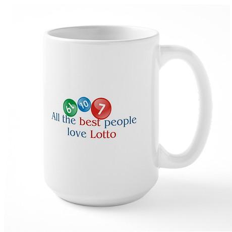 Lotto Large Mug
