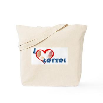 Lotto Tote Bag