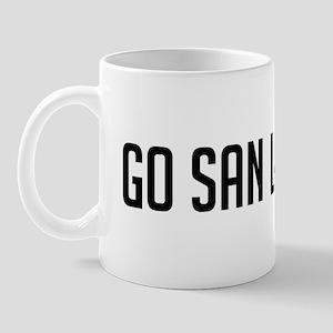Go San Leandro Mug