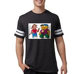 BoooMooo Mens Football Shirt