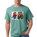 BoooMooo Mens Comfort Colors Shirt