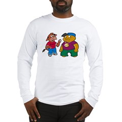 BoooMooo Long Sleeve T-Shirt