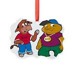BoooMooo Ornament