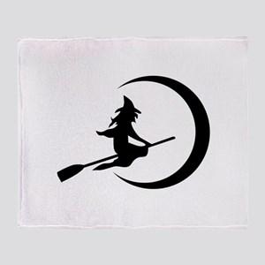 Witch Throw Blanket