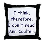 I think... Throw Pillow