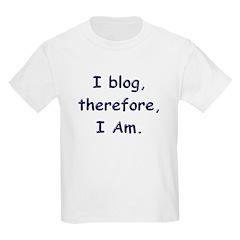 I blog Kids T-Shirt