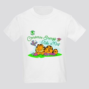 Conserve Energy Kids Light T-Shirt
