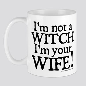 Witch Wife Princess Bride Mug