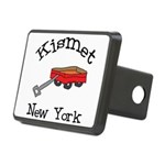 Kismet New York Rectangular Hitch Cover