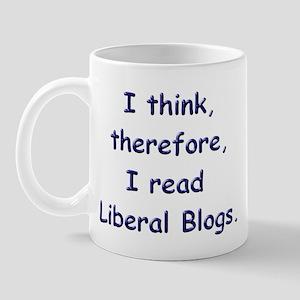 Liberal Blogs Mug