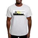 Imagine No Religion Twin Towers Light T-Shirt