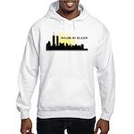 Imagine No Religion Twin Towers Hooded Sweatshirt