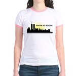 Imagine No Religion Twin Towers Jr. Ringer T-Shirt