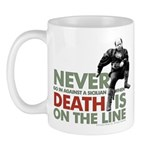 Princess Bride Vizzini Mug