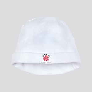 Chinese Paper Cut Year Of Snake baby hat