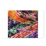 crochet afghan Postcards (Package of 8)