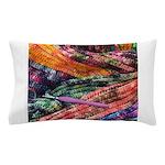 crochet afghan Pillow Case