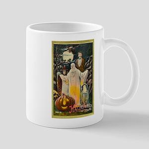 Vintage Halloween Trick r Treaters Mug