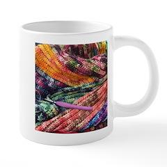 crochet afghan Mugs