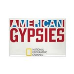 American Gypsies Rectangle Magnet