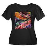 crochet afghan Plus Size T-Shirt