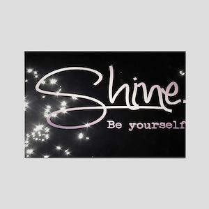 Shine Rectangle Magnet