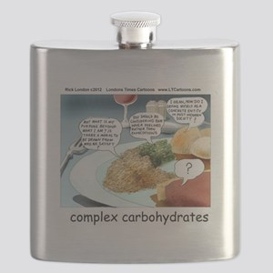 Way Too Complex Carbohydrates Flask