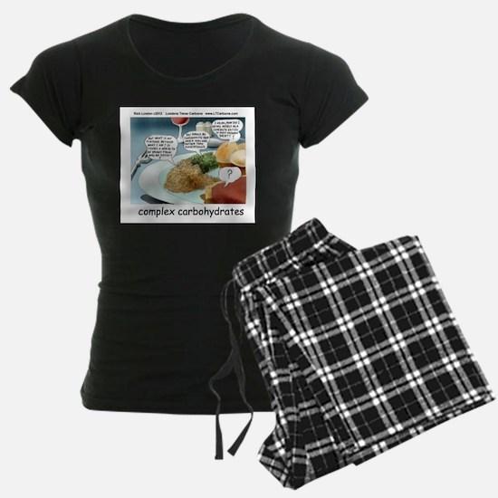 Way Too Complex Carbohydrates Pajamas