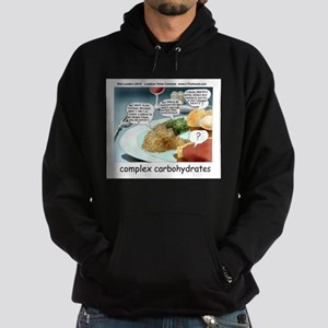Way Too Complex Carbohydrates Hoodie (dark)