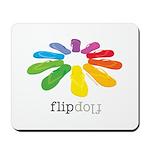 Flip Flop Mousepad