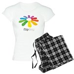 Flip Flop Women's Light Pajamas
