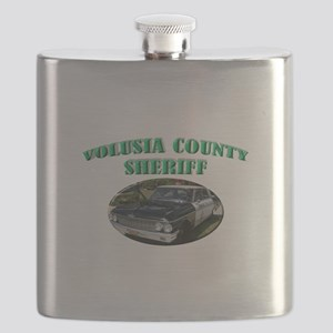 Volusia County Sheriff Flask